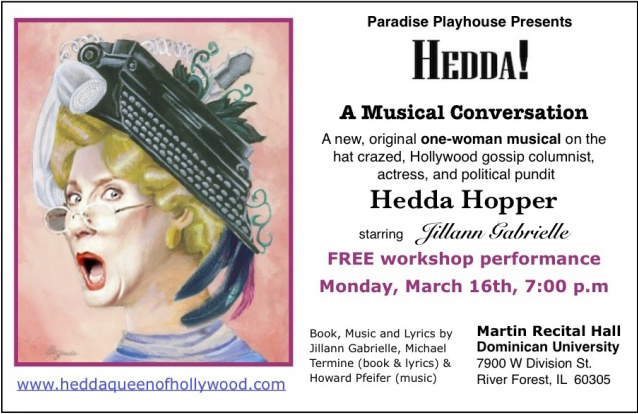 Hedda Workshop